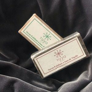 Moroccan Artisanal soap (Tiya)